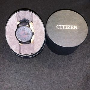 Mens Eco-Drive Citizen Watch